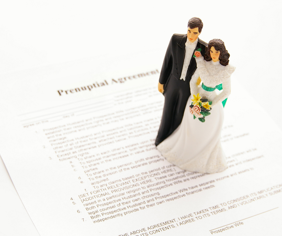 Prenups in California: What You Need to Know
