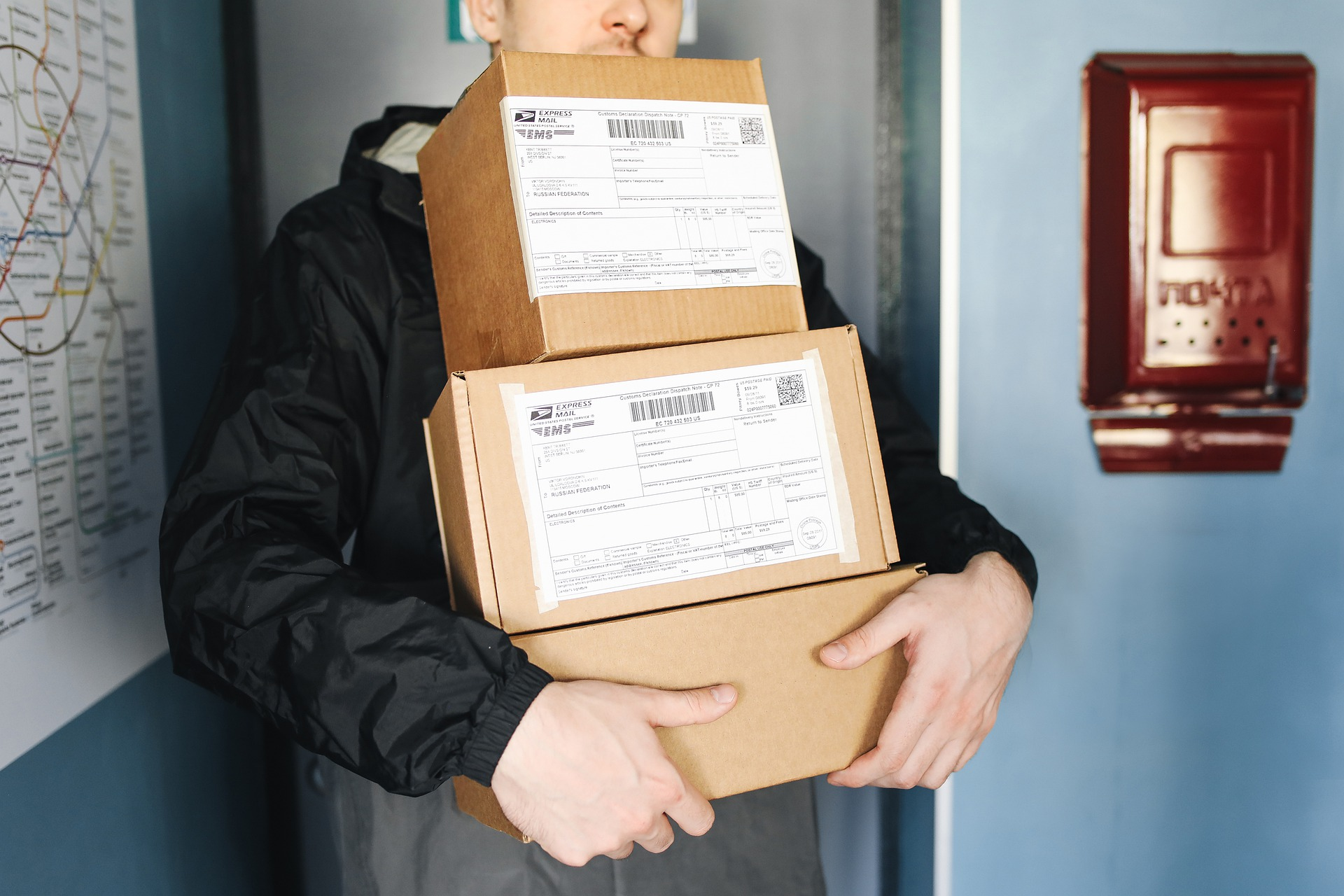 Who is Liable After a Mail Delivery Accident on Your Front Porch?