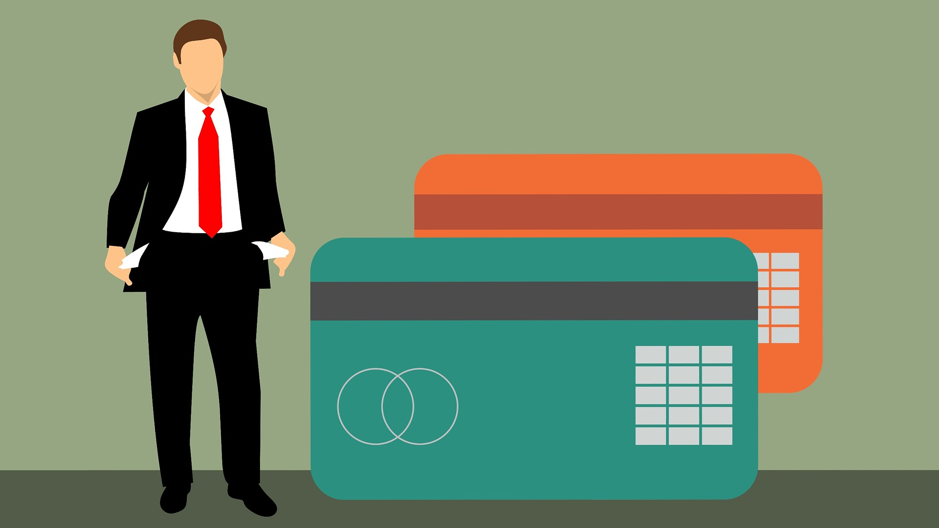 Should you start your business with a credit card?