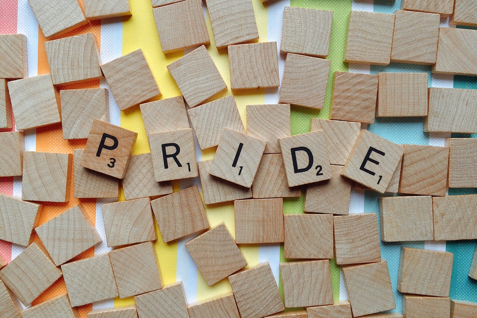 An A to Z Guide to Pride