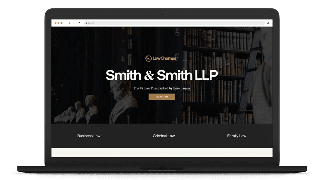Lawyers: We'll Design Your Site for Free - For a Limited Time